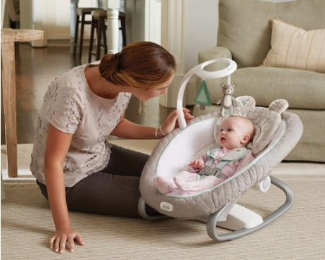 Graco EveryWay Soother Baby Swing