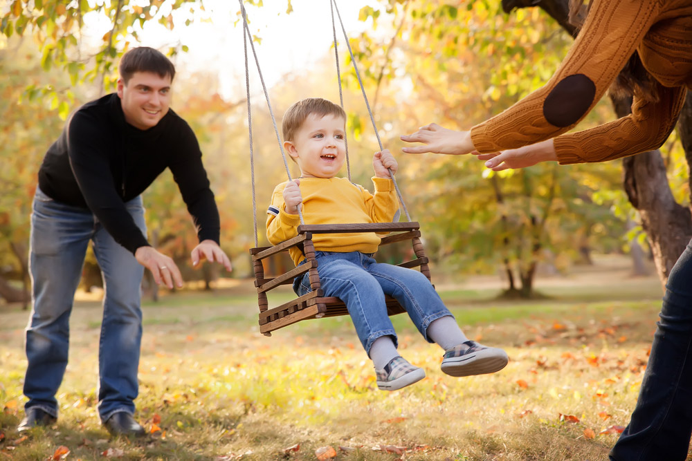 How to hang a baby swing from a tree featured image
