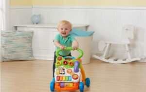Vtech Sit to Stand Learning Walker (Buying Guide)