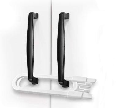 Adoric Sliding Cabinet Locks
