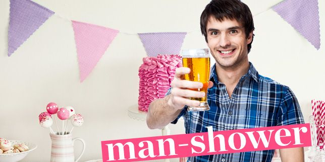 Can A Men Throw A Baby Shower?