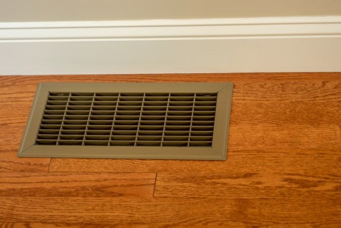Childproof Floor Vents WITHOUT damaging your floors