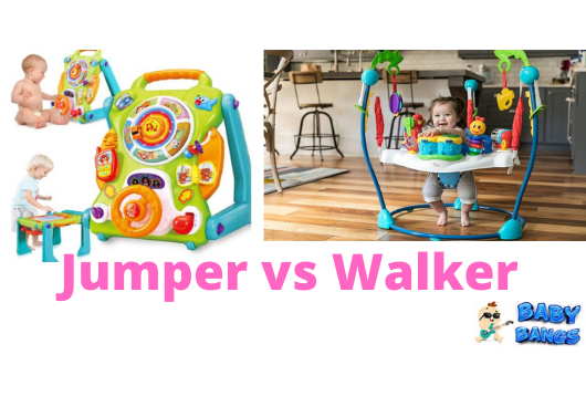 Jumper vs Walker
