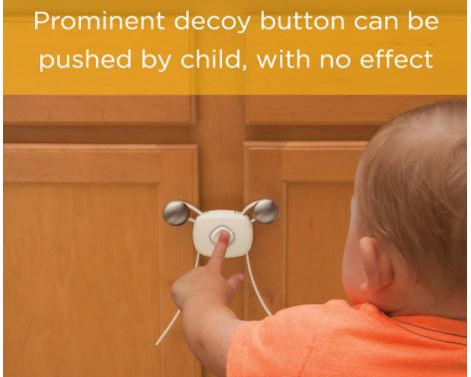 Safety 1st OutSmart Flex Lock baby safety cabinet lock