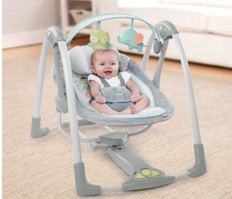 Ingenuity Swing 'n Go Portable Baby Swings
