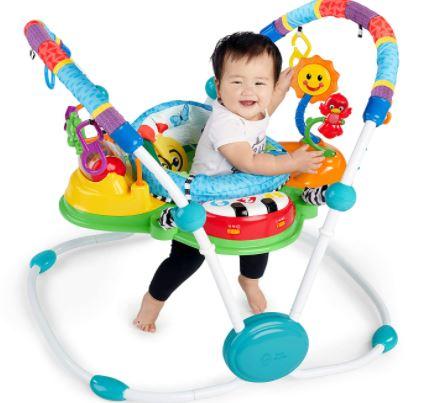 baby einstein activity jumper special edition neighborhood friends