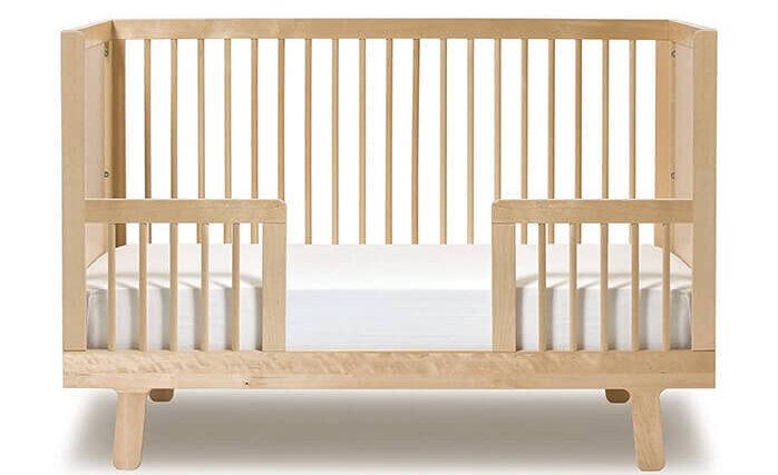 Non Toxic Wooden Baby Brib