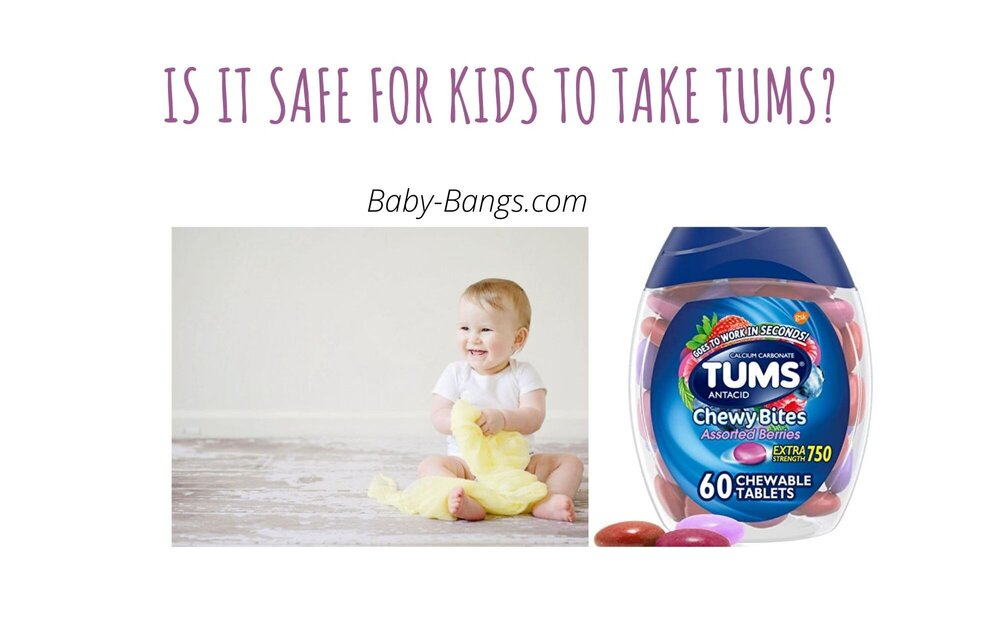 Is it safe for Kids to Take Tums? featured image