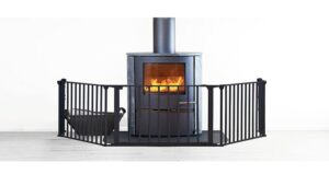 5 Simple Ways to Baby Proofing Wood Stove