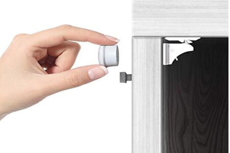 Magnetic Baby Proofing Cabinet Locks for Babies