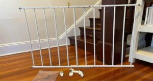 10 Best Pressure Mounted Baby Gates to Baby Proof Home