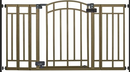 Summer Multi-Use Decorative Extra Tall baby gate